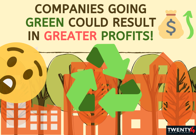 The Best Ways That Companies are Turning Green in 2019