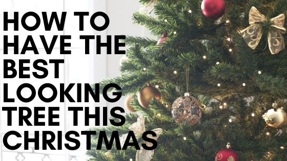 How To Have The Best Looking Tree This Christmas And Make Everyone Jealous
