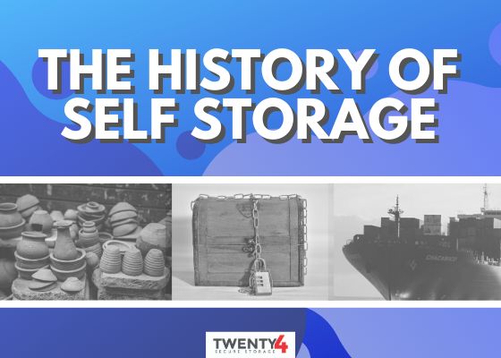 The History of Self Storage