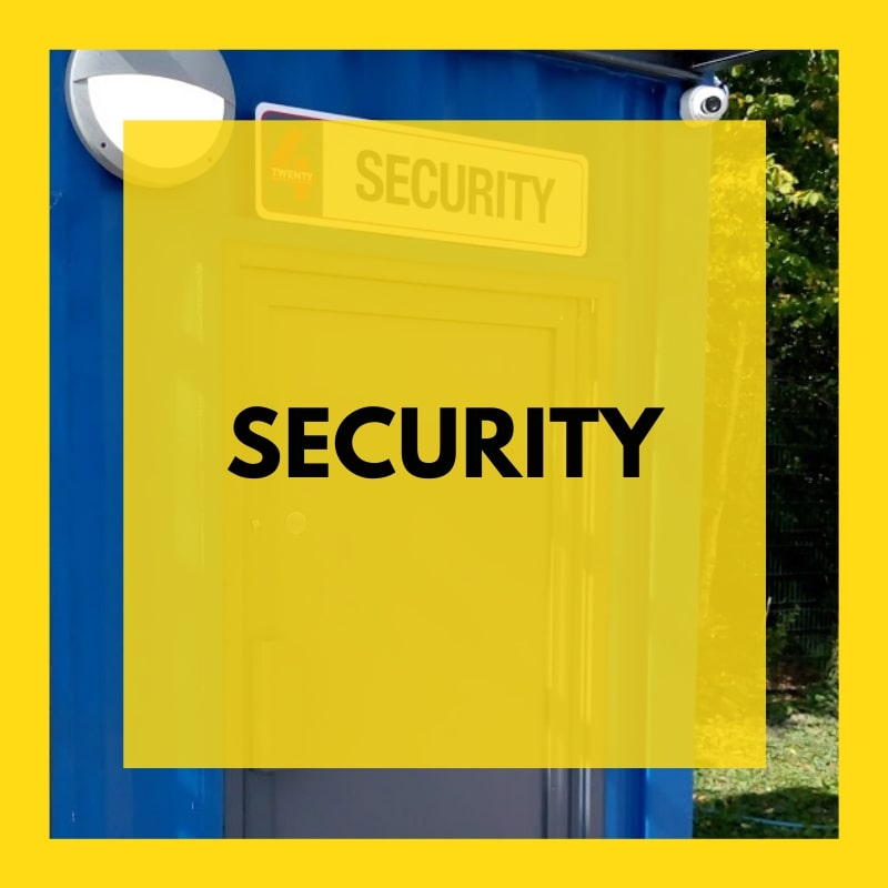 1. Security