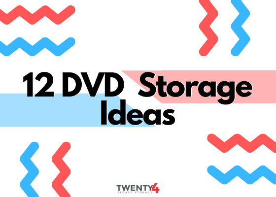 DVD Storage Ideas That Will Make Your Life Much Easier
