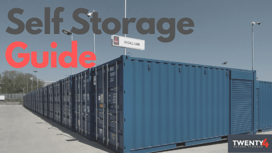 A Comprehensive Guide to Self Storage