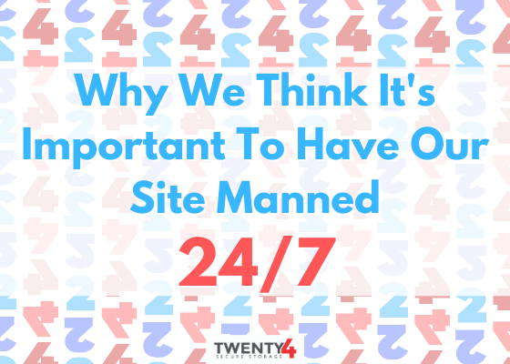Why We Think It's Important To Have Our Site Manned 24/7 Hours