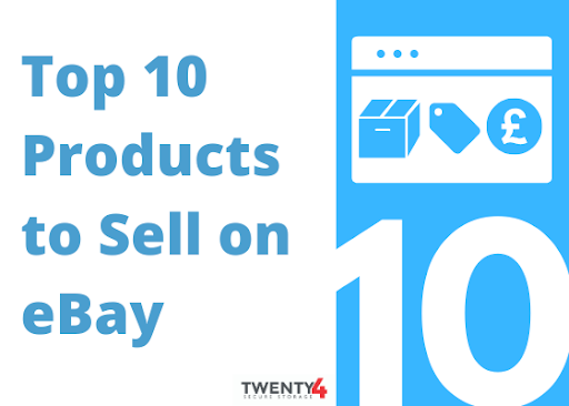 Top 10 Products to Sell on eBay