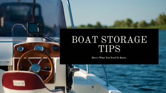 10 Things You Should Know About Boat Storage